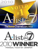Denver A List Winner - 2010